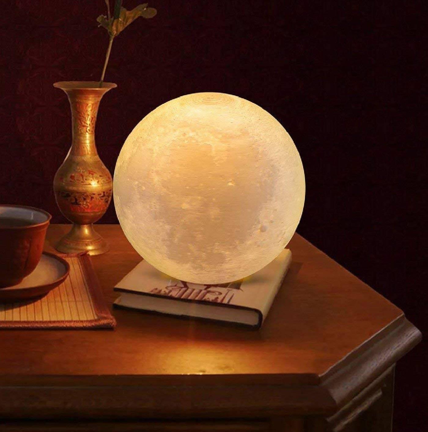 Moon Light Lamp – LED 16 colors