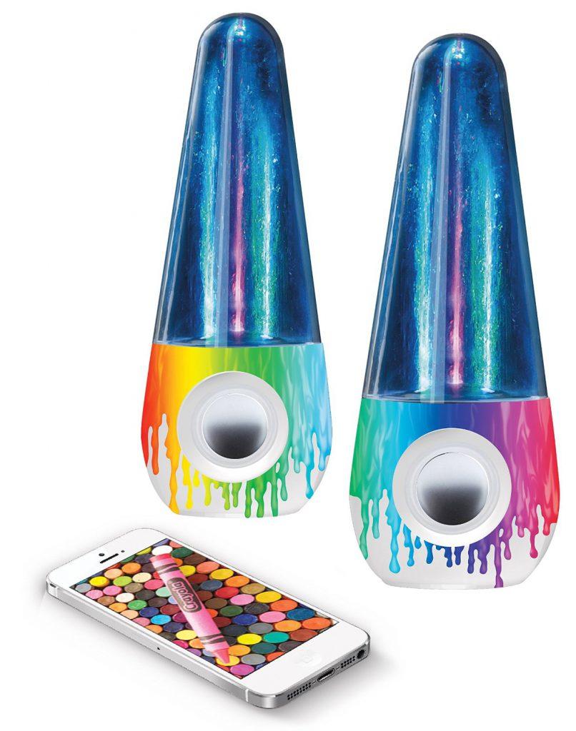Crayola Mini Portable Stereo Speaker