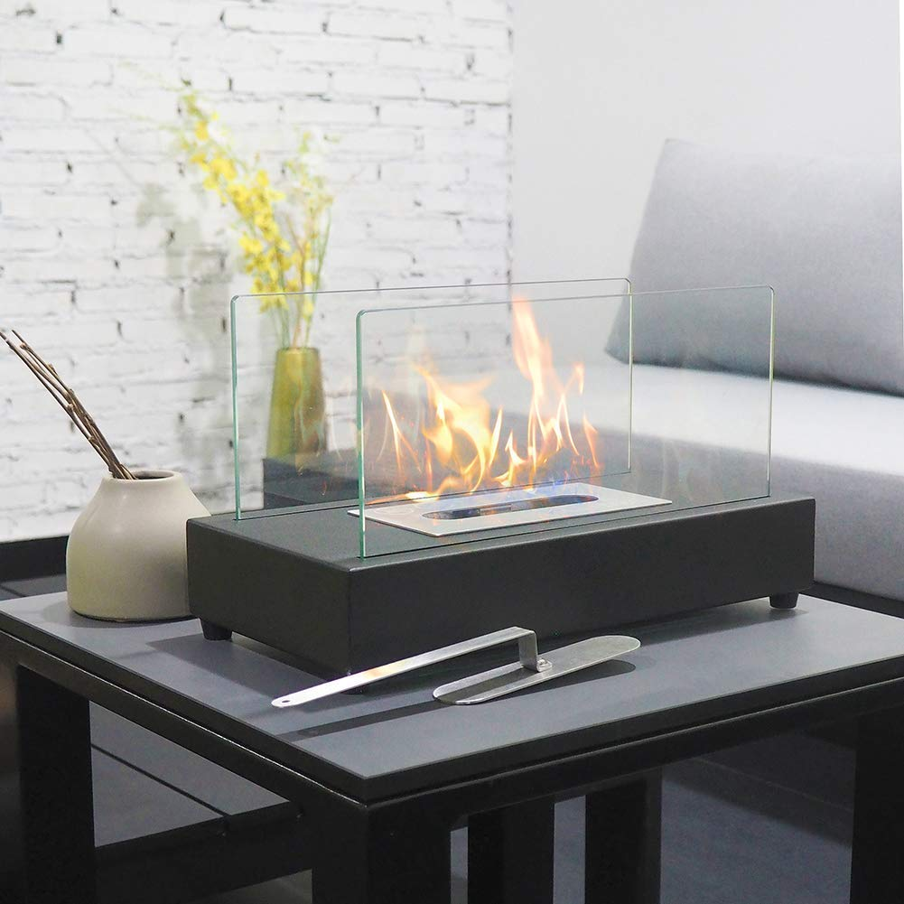 Art To Real Tabletop Fireplace