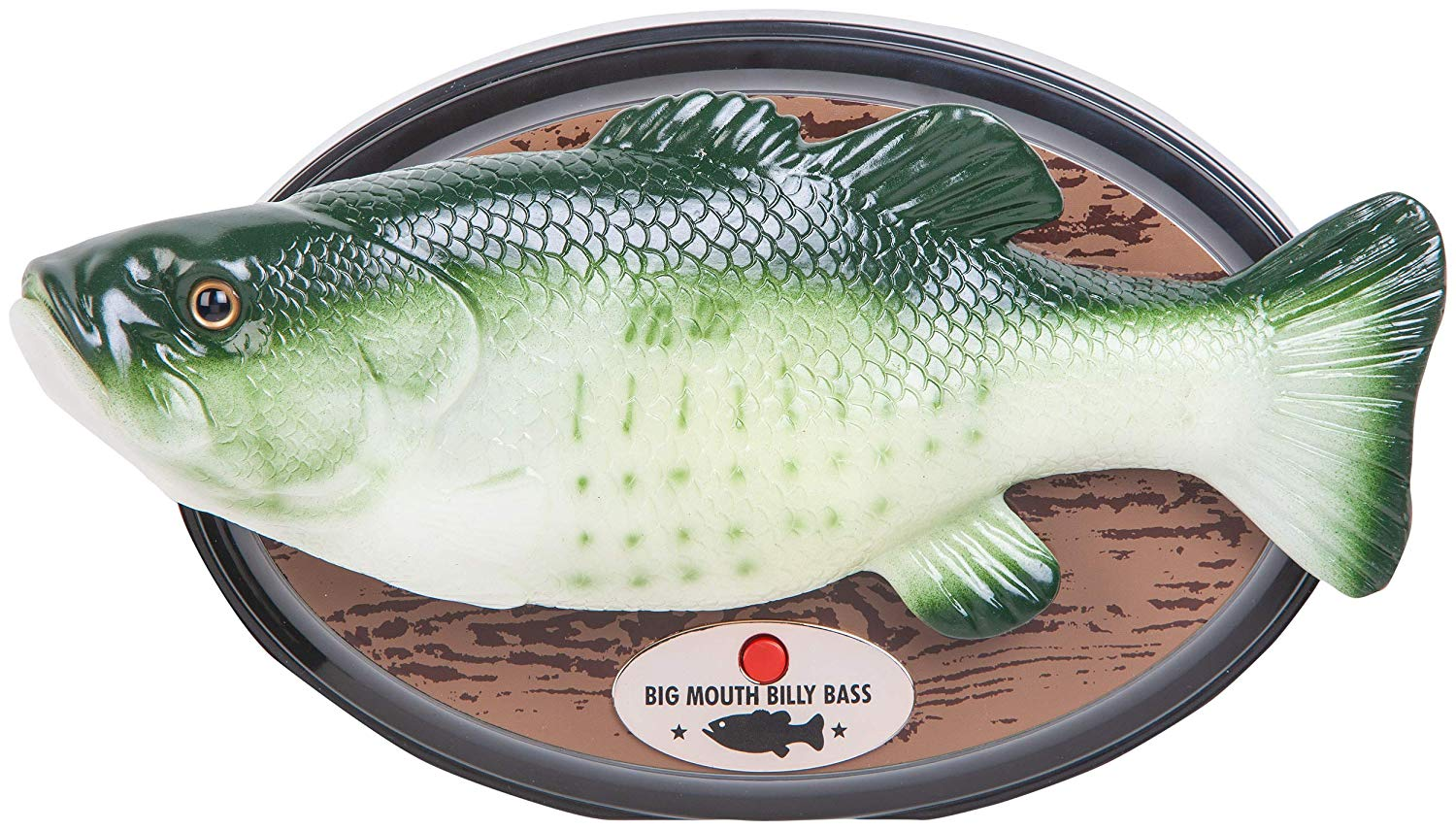 Big Mouth Billy Bass Compatible with Alexa