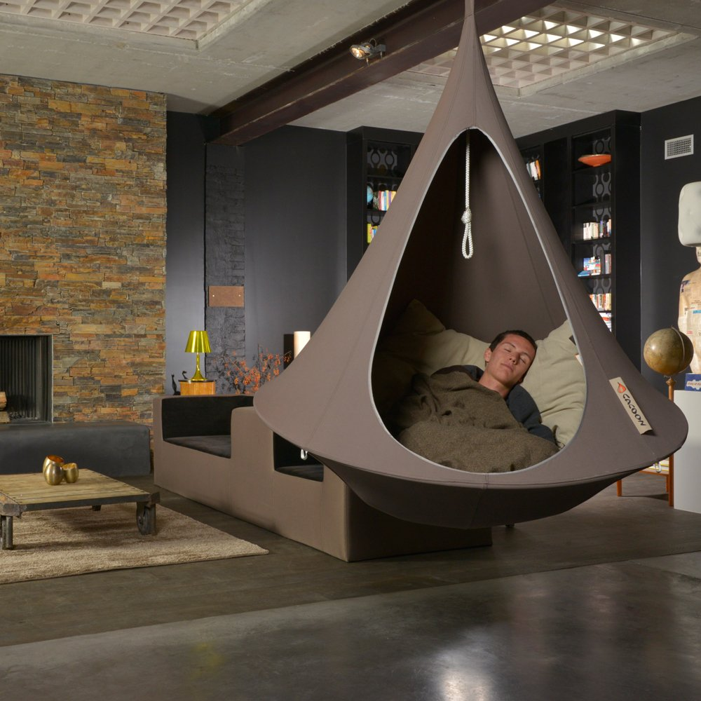 Cacoon Double Hanging Luxury Hammock