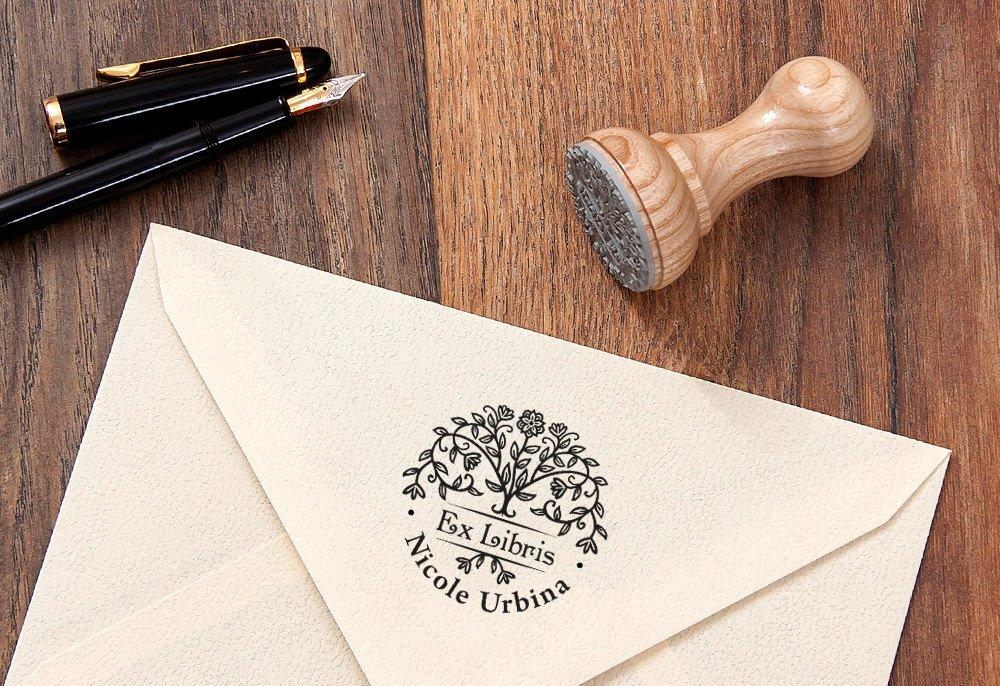 Ex Libris Custom Stamp