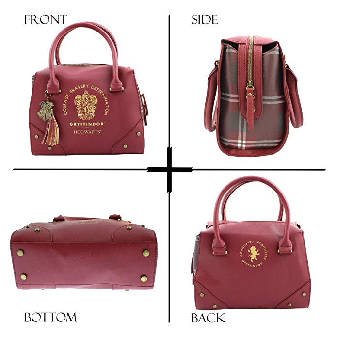 Harry Potter Purse Designer Handbag Hogwarts
