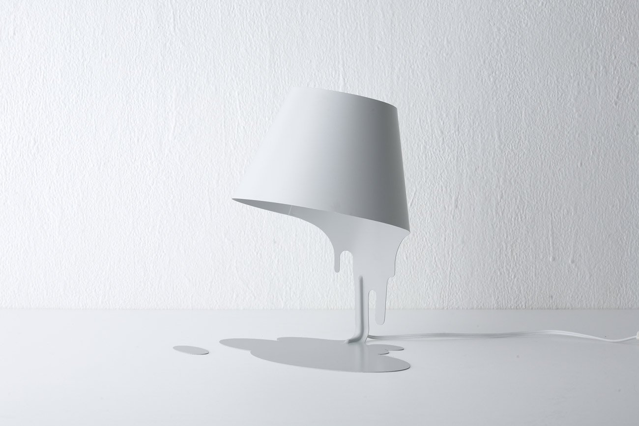 Liquid Lamp Decor