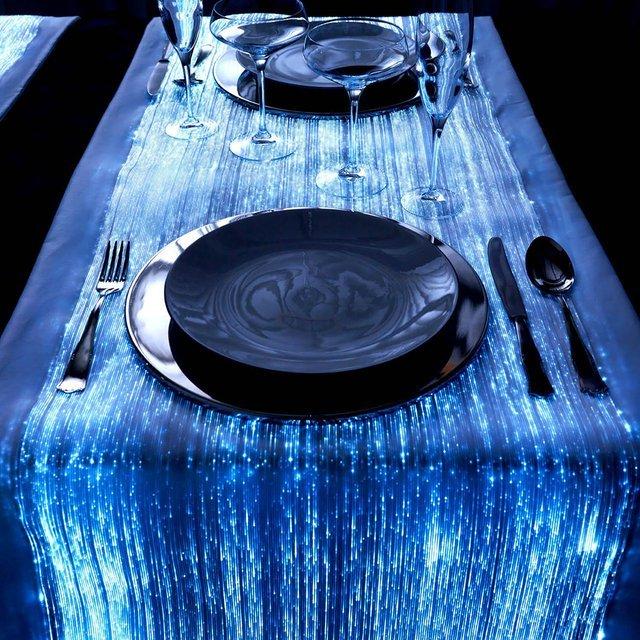 Luminex Fiber Optic Table Runner