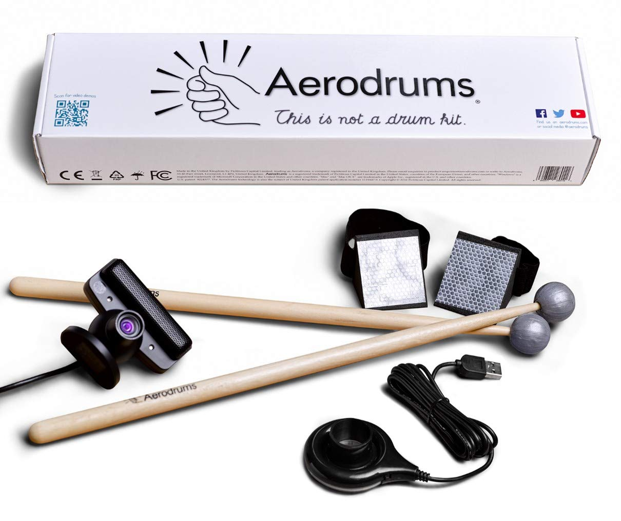 Aerodrums Air Drumming Percussion