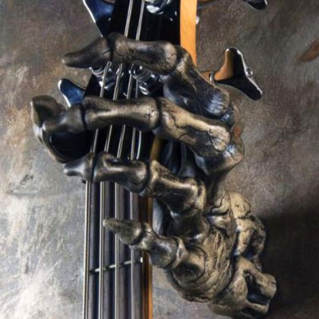 Grip Reaper Ghastly Hand Guitar Hanger