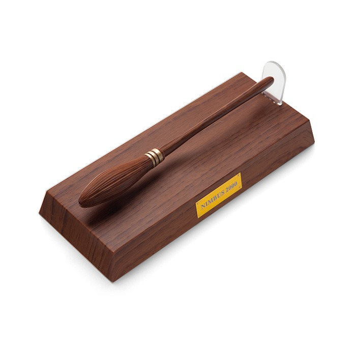 Harry Potter Levitating Broom Pen