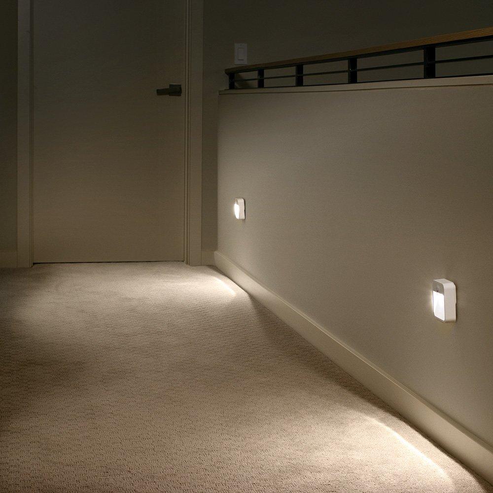 Motion-Sensing LED Lights Stick Anywhere