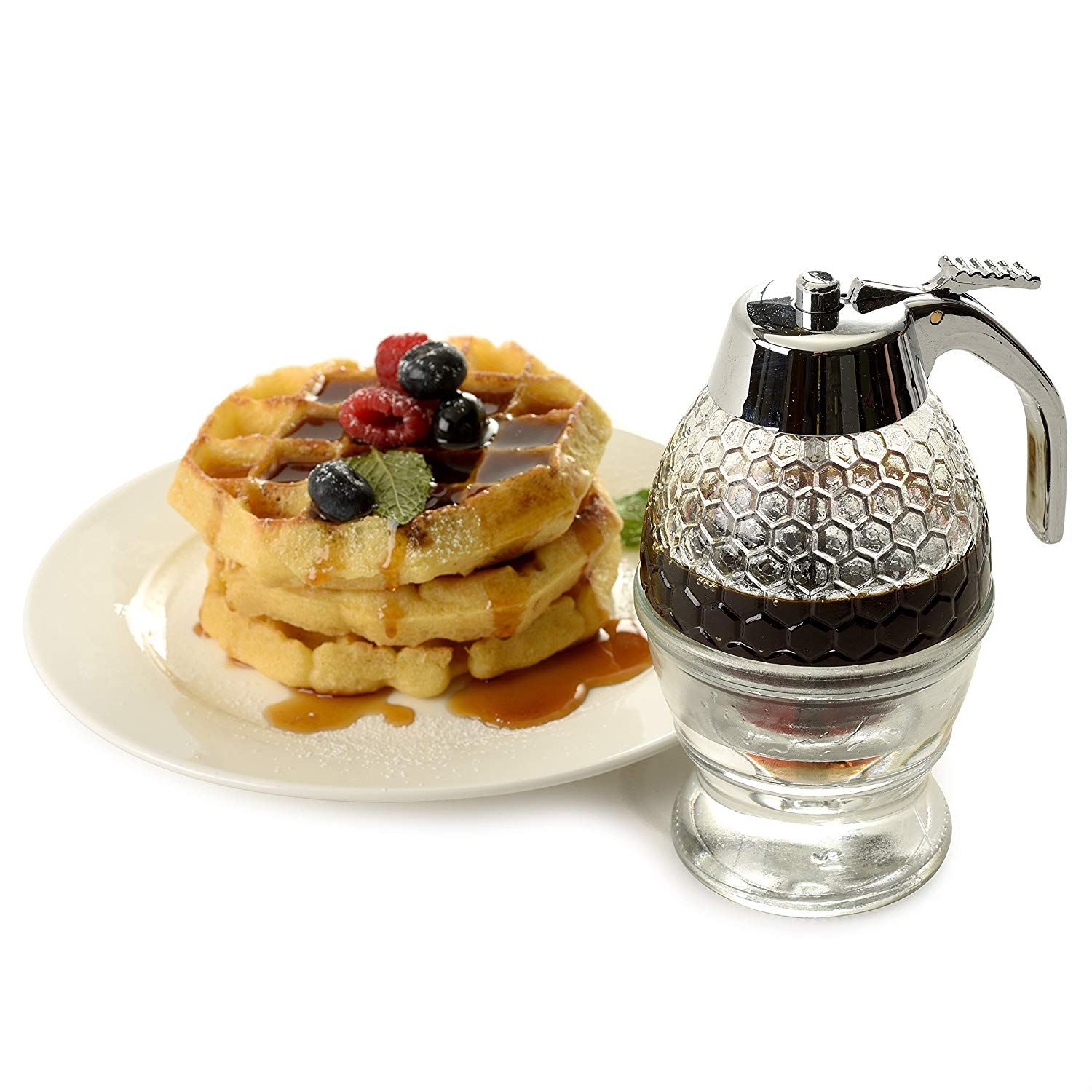 Norpro Honey and Syrup Dispenser