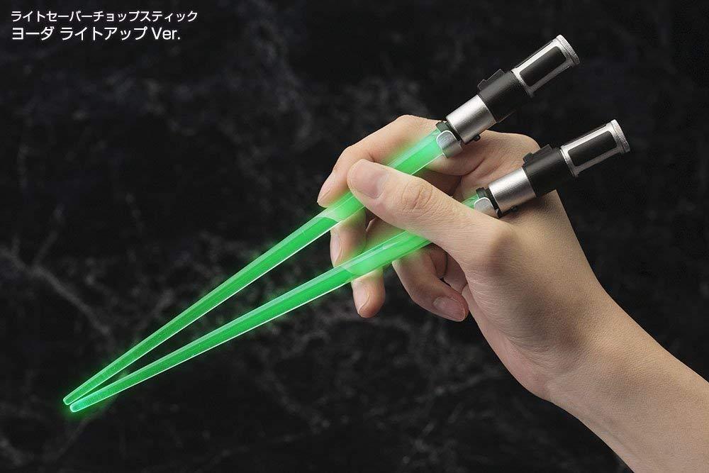 Star Wars Lightsaber Chopsticks LED
