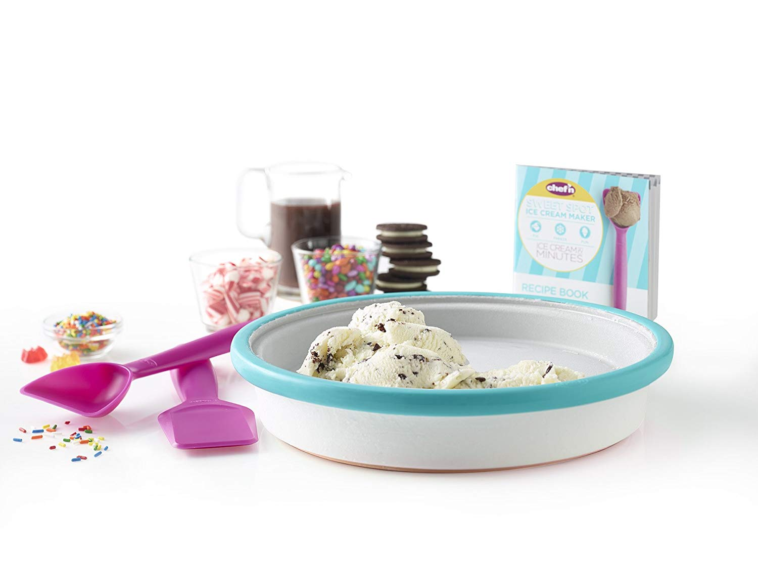 Surface Make Instant Ice Cream