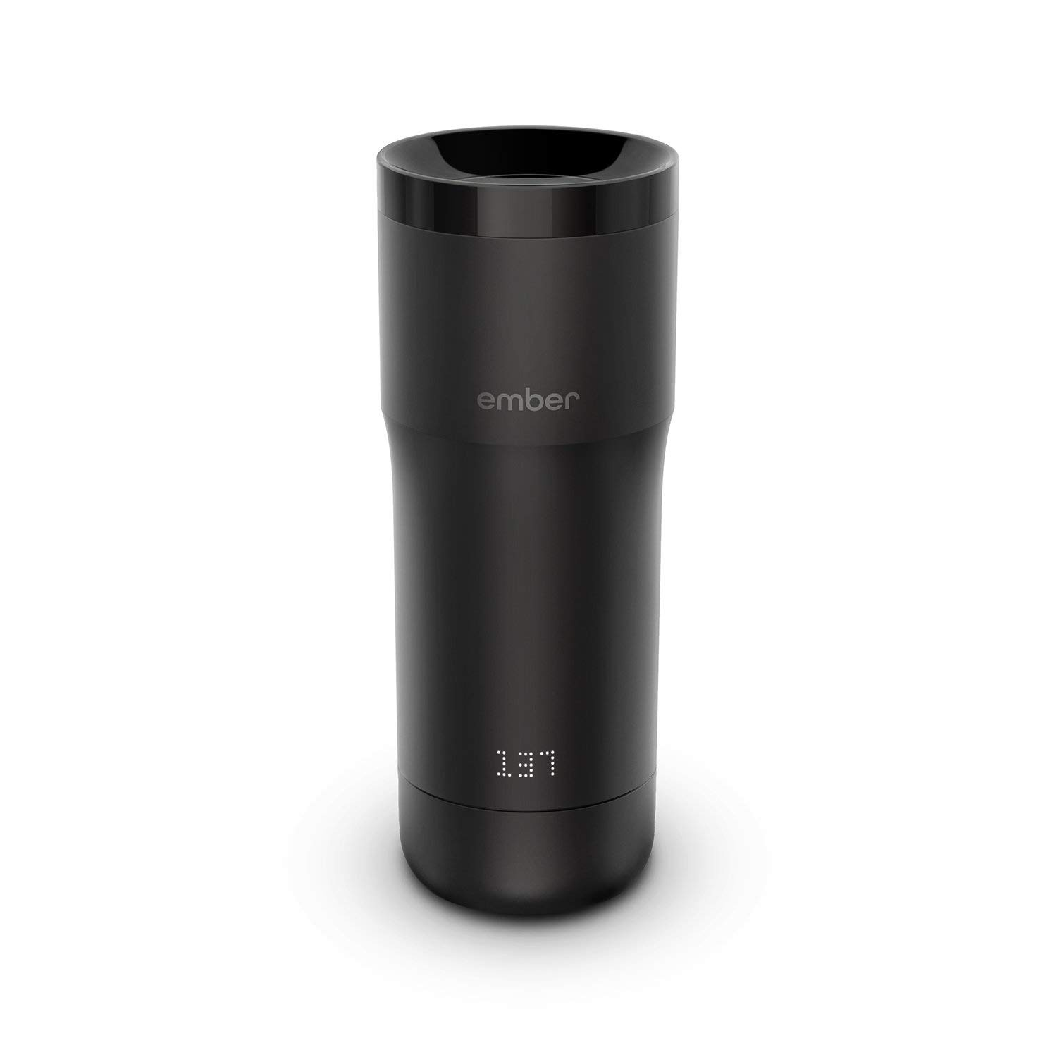 Thermal Coffee Cup With Adjustable Temperature