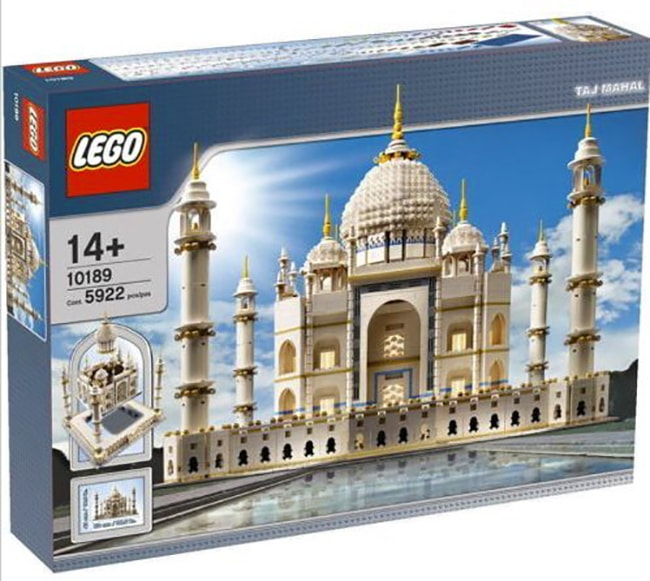 LEGO Taj Mahal Collection