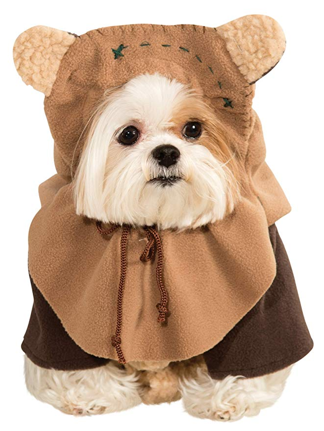 Star Wars Ewok Pet Custome