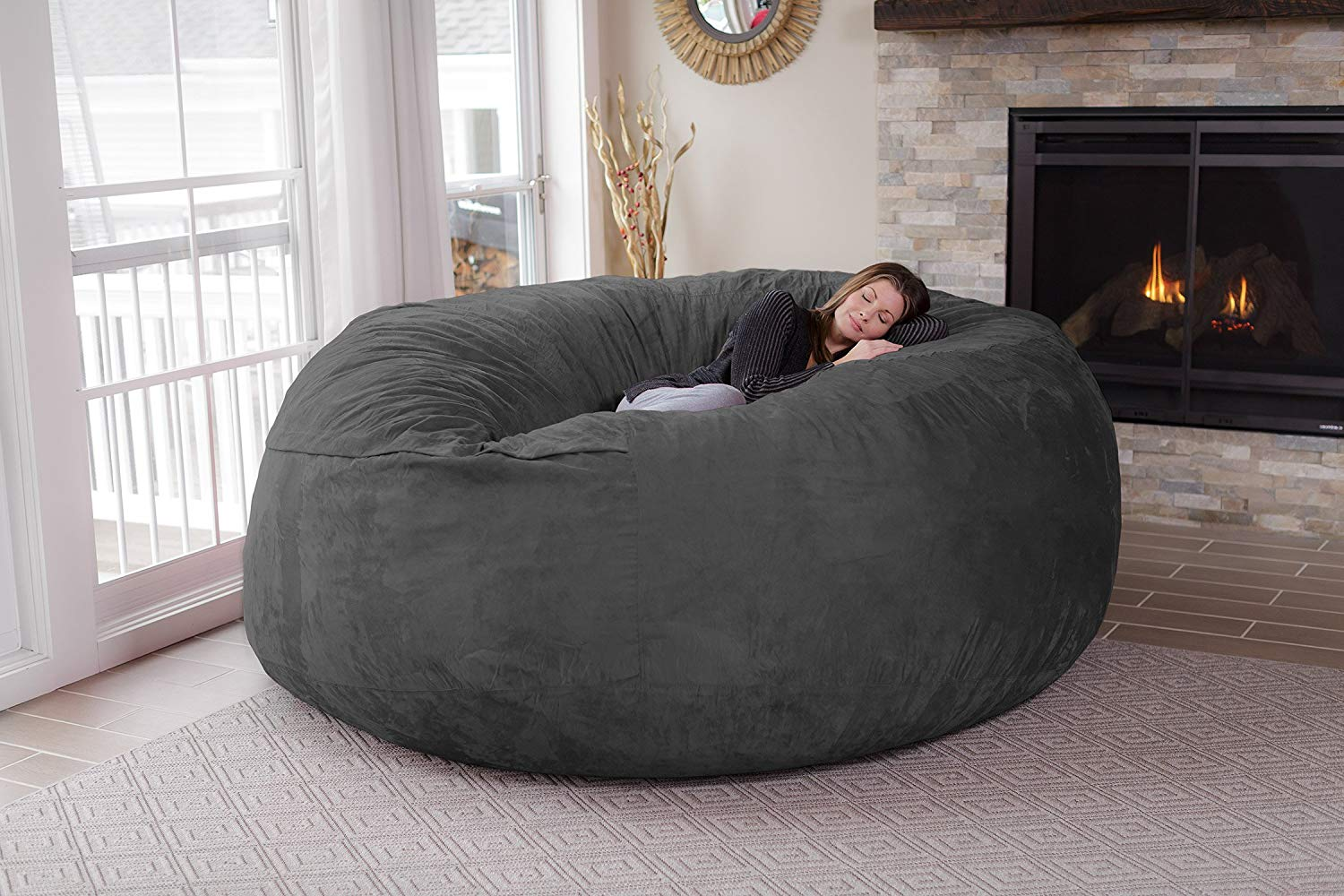 Giant Puff Sofa