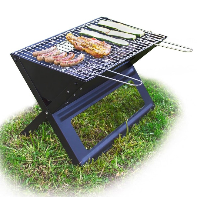 Magnificent Portable Folding Barbecue