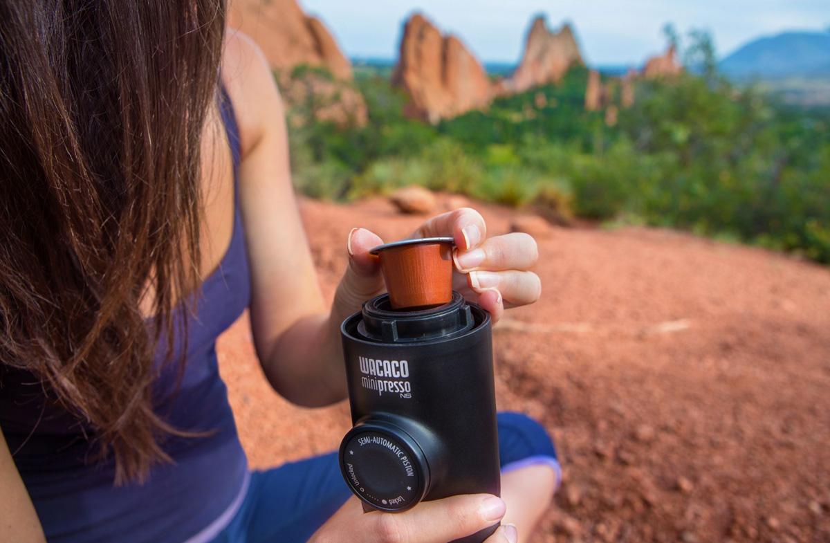 Minipresso NS Portable coffee machine