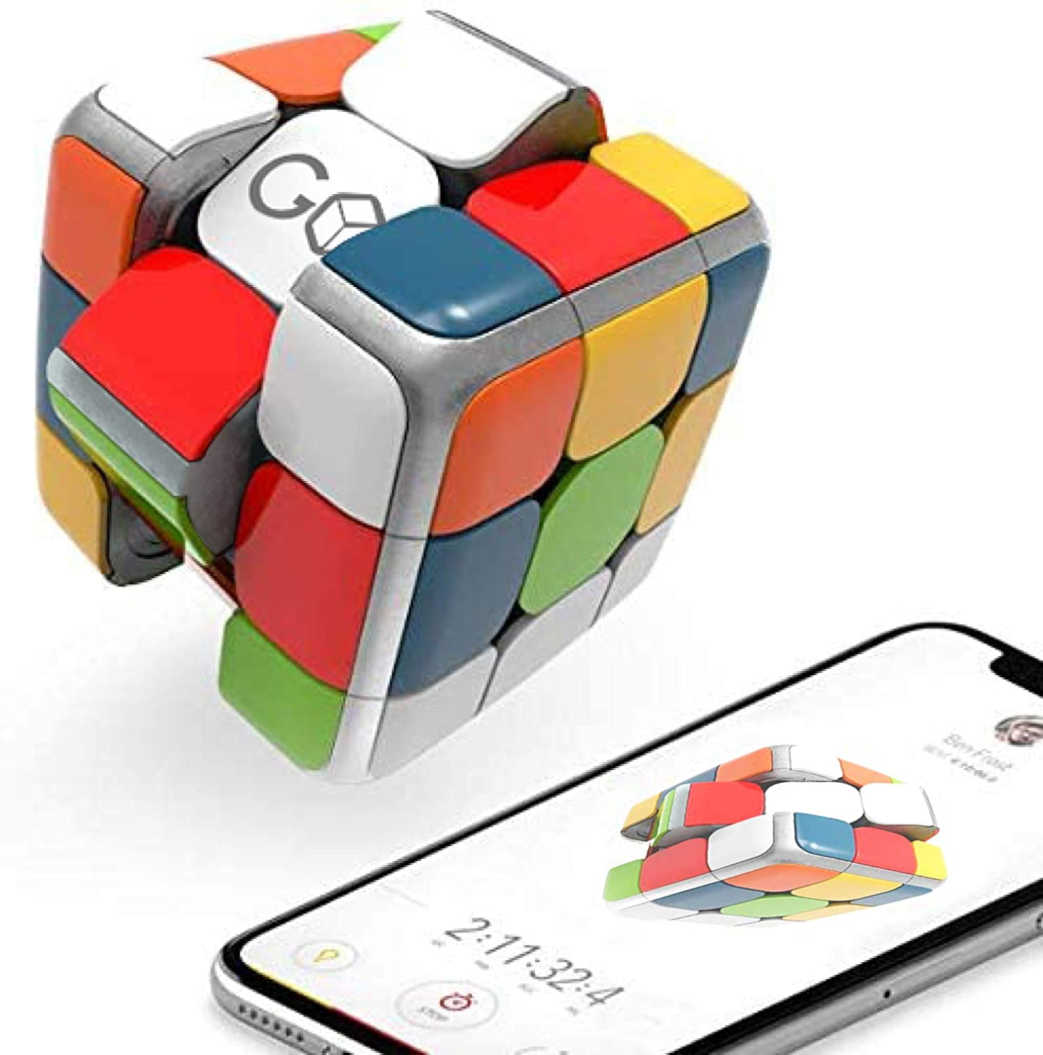 GoCube Rubik's Electronic Cube with Bluetooth
