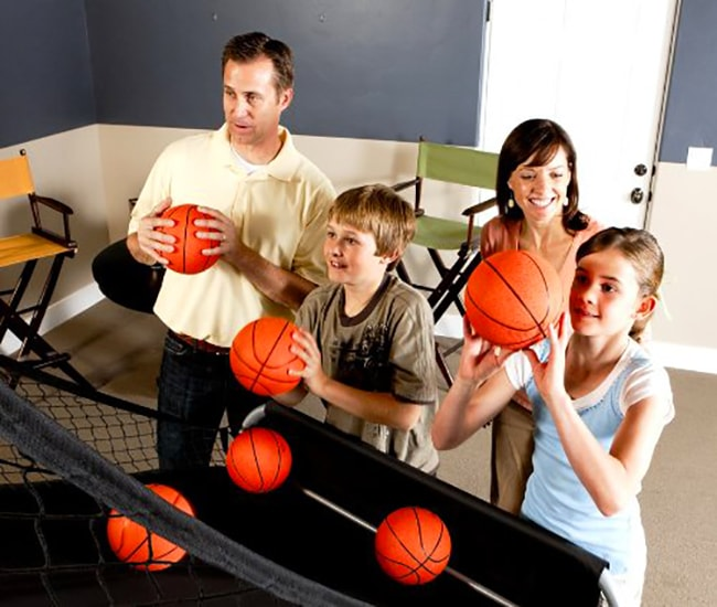 Indoor Arcade Basketball Game