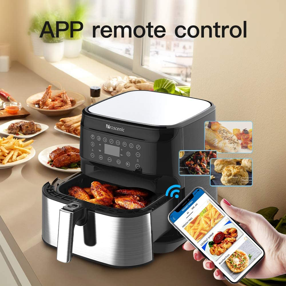 Smart Hot Air Fryer