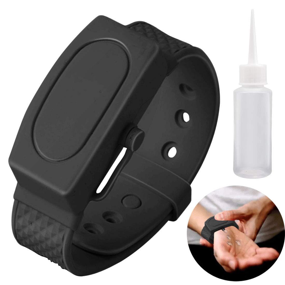 Hand Sanitizer Dispenser Bracelet