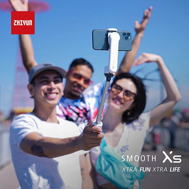 Mobile Stabilizer 3 in 1