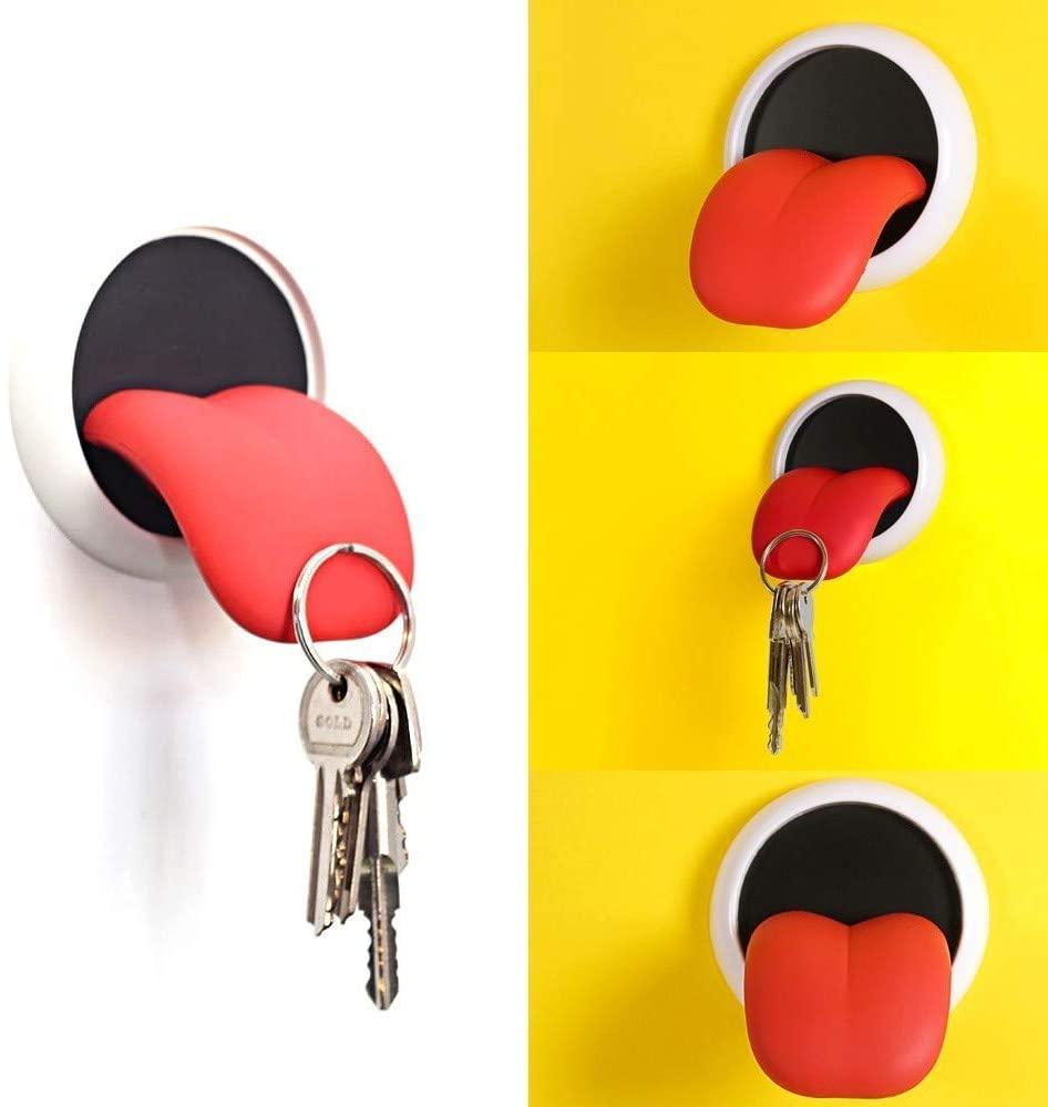 Tongue Wall Key Holder