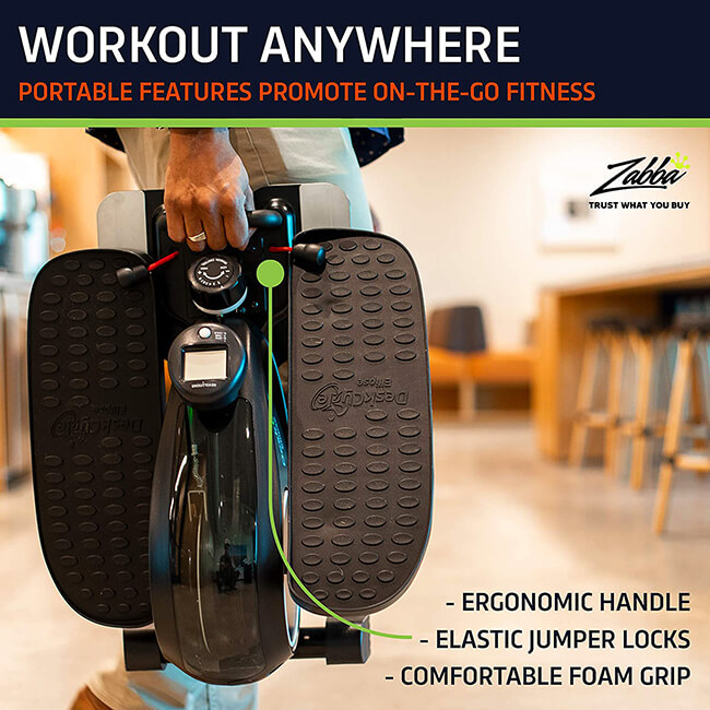 Compact Elliptical Bike