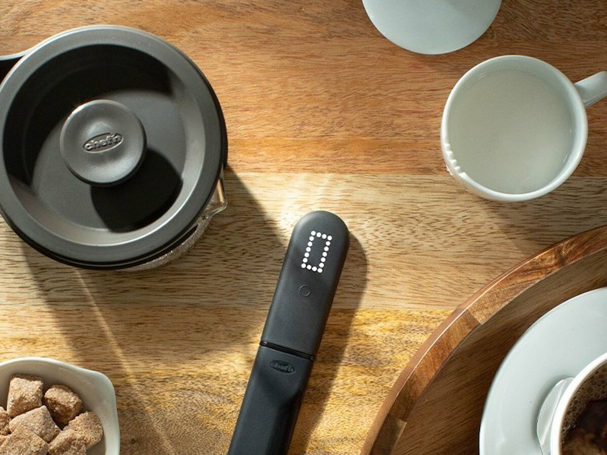 Chef'n Switchit French Press Stirrer and Timer