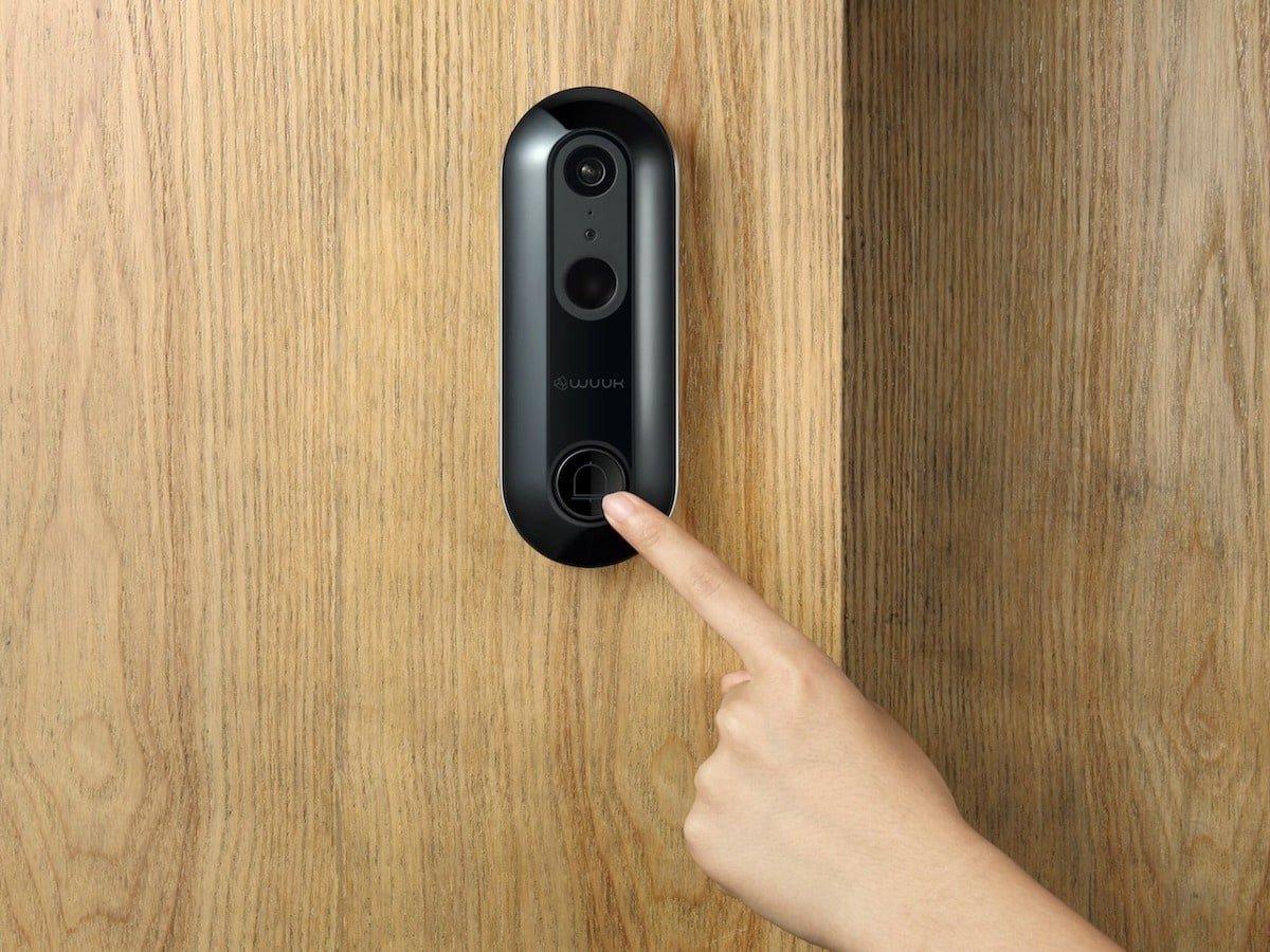 WUUK Smart Antitheft Doorbell
