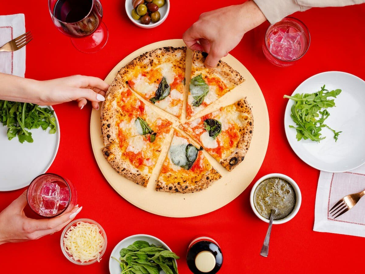 CastElegance Theramite Durable Pizza Stone