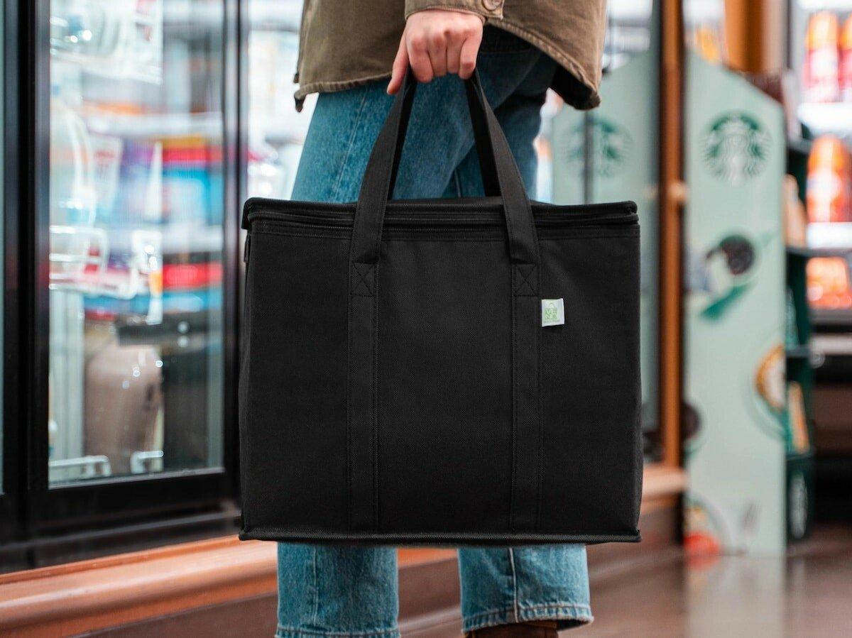 VENO Insulated Reusable Grocery Bag